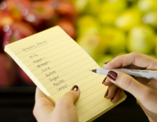Riverside Market Customizable Shopping List